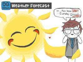 DrawQuest: What's the weather forecast for this we by r0z3nkero