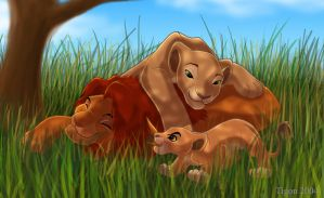 Family by tigon
