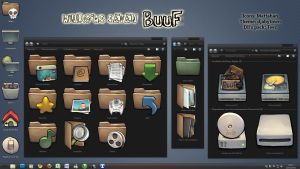Windows 7 x86 and x64 BUUF by Tevc