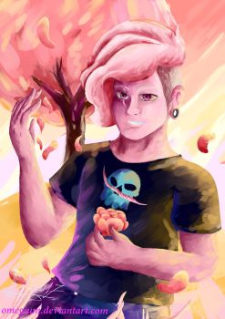 Pink Lars by Omegium