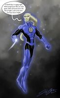 Saint Walker by Mass-Accelorator