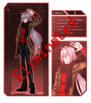 MOST WANTED: Morkeal Reaper by Miha-Hime