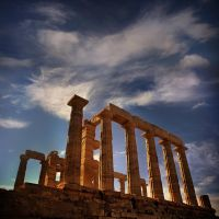 sounion... by VaggelisFragiadakis