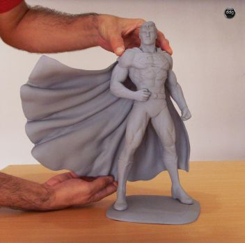 Superman Comic version -wip- by ddgcom
