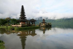 Bali Temple by ioandco