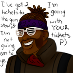 My Demo Loadout (partially) by DealerOfCards