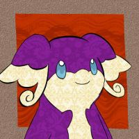 An Audino Icon for a certain Audino by 7th-Petal