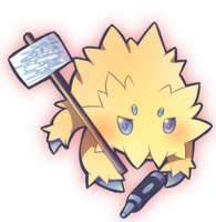Joltik's Sign by Reaper-Mcasaurus