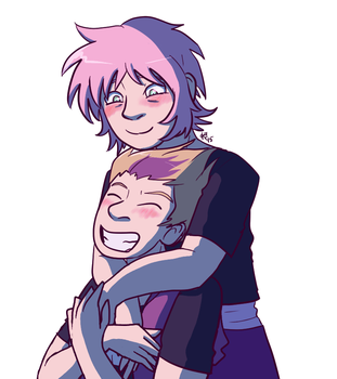 In your arms by graffiti-flower