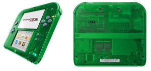 Crystal Green 2ds by Tentalones