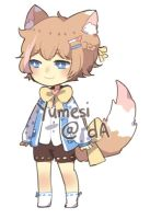 random adopt auction[CLOSED] by Yumesi
