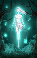 Wisp by MythicPhoenix