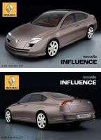 Renault Influence by Bispro