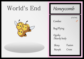 World's End- Honeycomb by Dustthatwasacity
