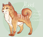 Mikko by Amirah-the-cat
