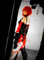 The Dhampir BloodRayne X Cosplay by ArashiHeartgramm