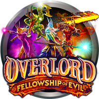 Overlord Fellowship of Evil by POOTERMAN