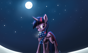 Winter Twilight by killamnjaro