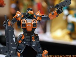 Custom Ground-type GM by OvermanXAN