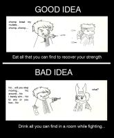 good idea-bad idea 10 by laicka03