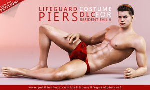 Lifeguard Piers Costume DLC Petition by PuppyPiers69