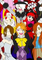 Circus new group by zeroa5raven