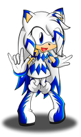 .:AT: Silvia The Hedgehog:. by XxRubytheRabbitxX