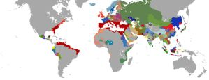 World 1550 Europa Universalis 3: Death and Taxes by Claudius42