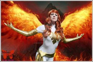 X-Men: Fire Angel by Mokuyo