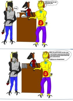 KARR in trouble part 1 by duallygirl178