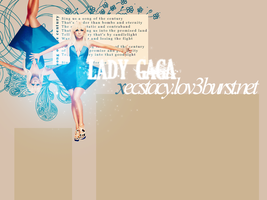 Lady Gaga Lyt by xecstacy