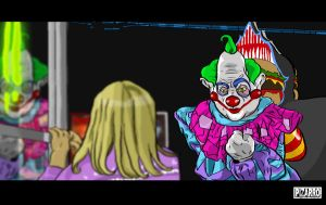 Killer Klowns from Outer Space by VPizarro626