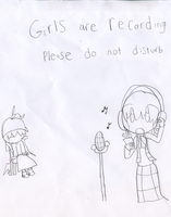 WFoS- Girls are Recording by TobiObito4ever