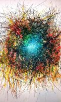Abstract Synapse 300 Portal Infinitum by CAVARTWORKS