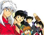 Inuyasha And Friends by kenshinffx