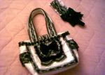 Loli style bag and headress by Undead-Lolichan