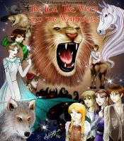 Narnia Poster -8k pageviews- by UNIesque