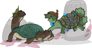Turtle Dogs [CLOSED] by Lukia26