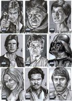 Topps SWG6 Sketch Cards 3 by SSwanger
