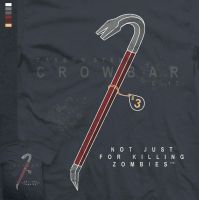 Crowbar - Your new best friend by InfinityWave