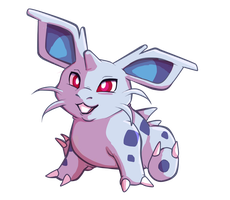 Pokemon Collab: Nidoran Female