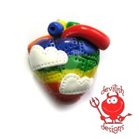 Rainbow Heart by Devilish--Designs