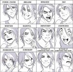 Comm: Hell expression meme by Noiry