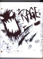 INK RAGE by DavidMindless