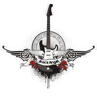 Rock Logo by Raw-Yeming