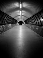 Tunnel I by scraches