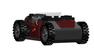 Lego Rat Rod Colored 3 by Tau-Crisis