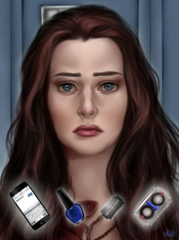 Hannah Baker by LillyTalent