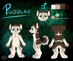 Puddles Reference by Mikkimoo27
