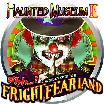 Haunted Museum 2 Shh...! Welcome to FrightFearLand by POOTERMAN